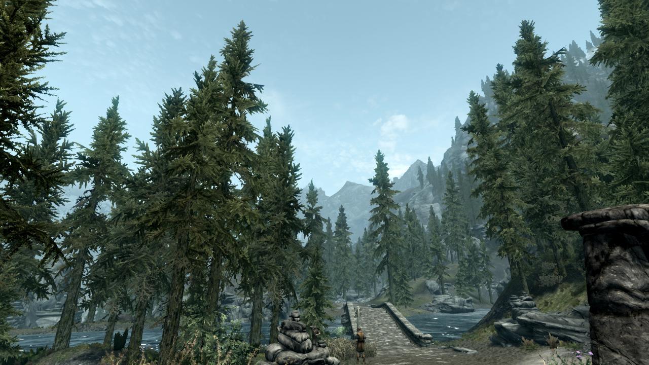 Guide:Skyrim Tree Settings