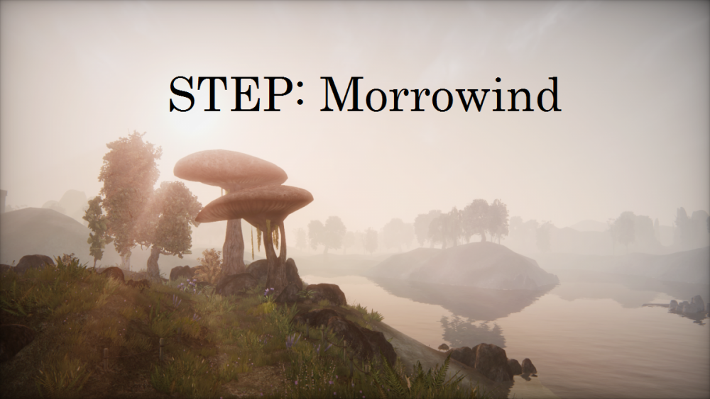 Guide:Morrowind - S T E P  Project Wiki